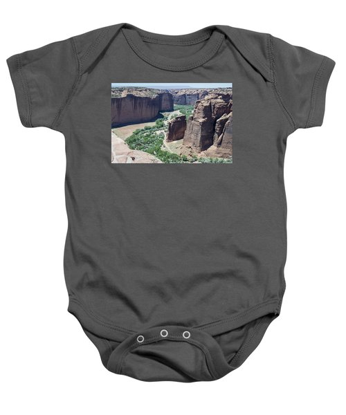 Canyon De Chelly View Baby Onesie