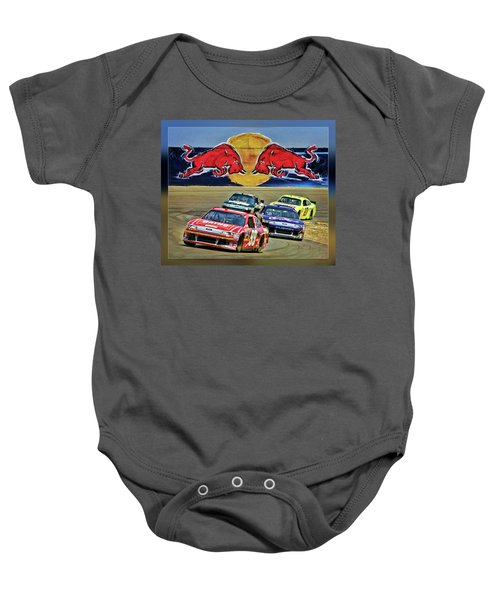 Carl Edwards Baby Onesie