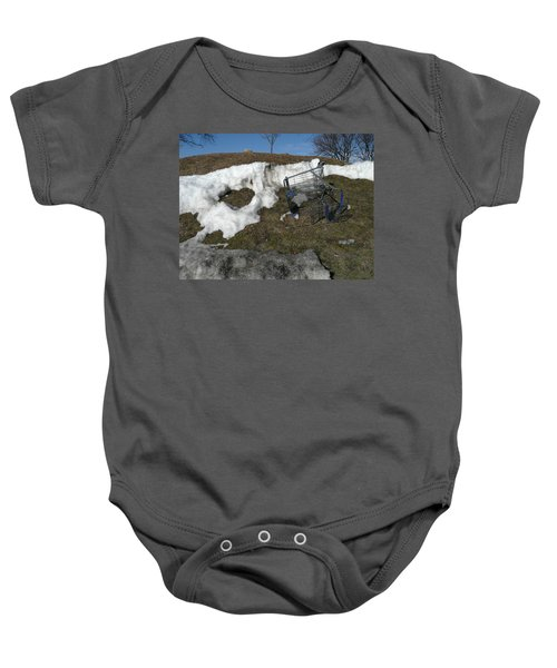 Cart Art No. 19 Baby Onesie