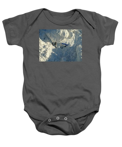 Cart Art No. 22 Baby Onesie