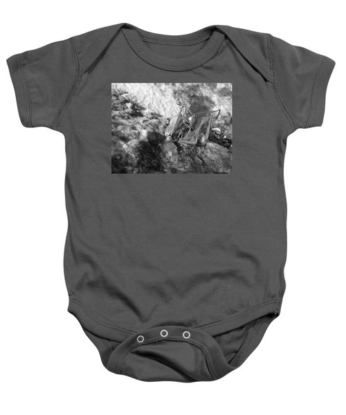 Cart Art No.7 Baby Onesie