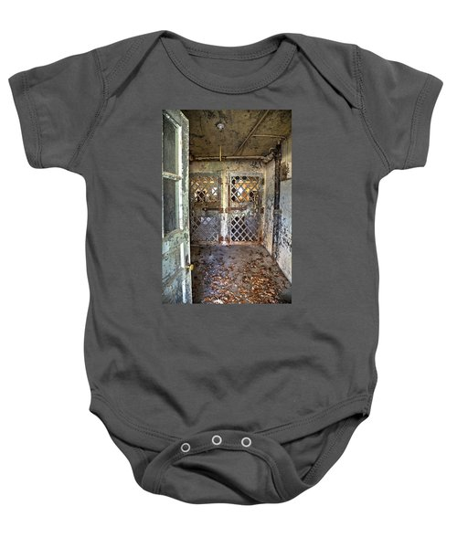 Chain Gang-3 Baby Onesie