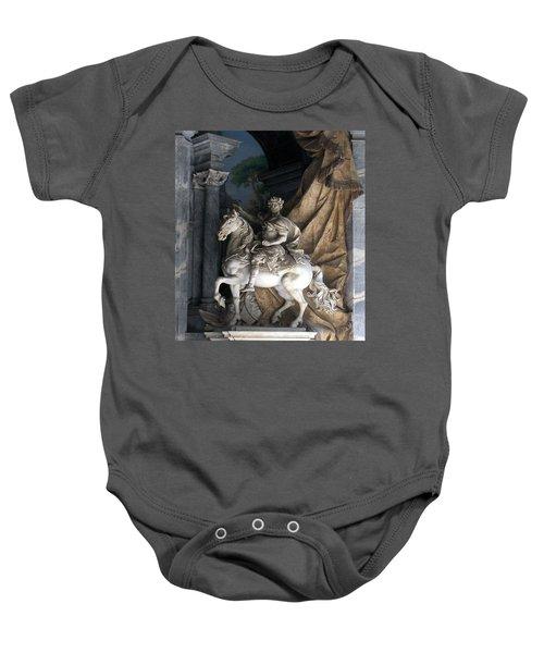 Charlemagne  Baby Onesie