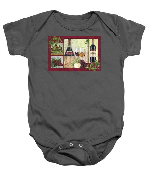 Chianti And Friends 2 Baby Onesie
