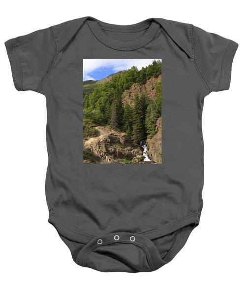 Chugach State Park Baby Onesie