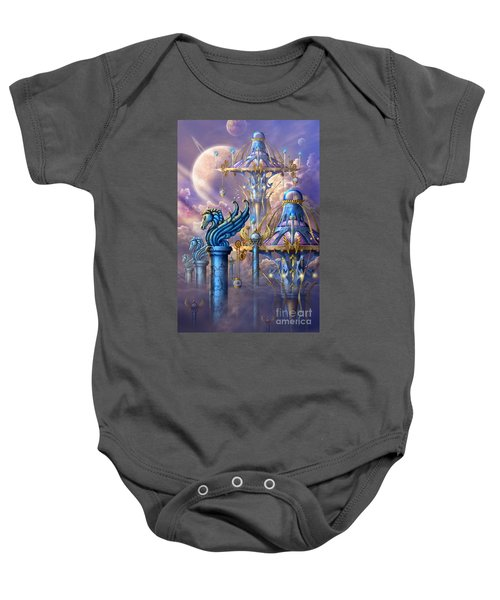 City Of Swords Baby Onesie