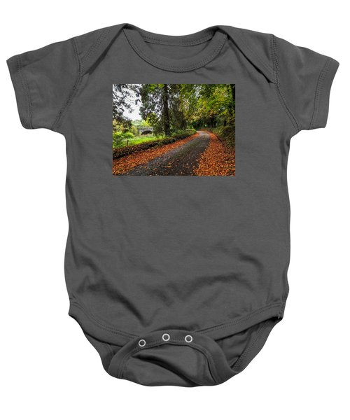 Clondegad Country Road Baby Onesie
