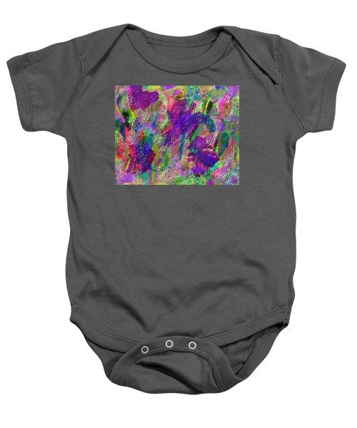 Color Dream Play Baby Onesie