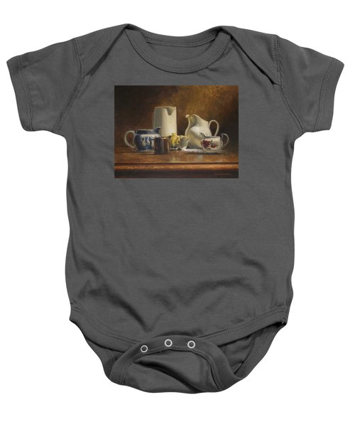 Comfort Those That Mourn Baby Onesie