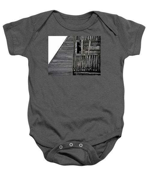 Commons Ford Barn Baby Onesie