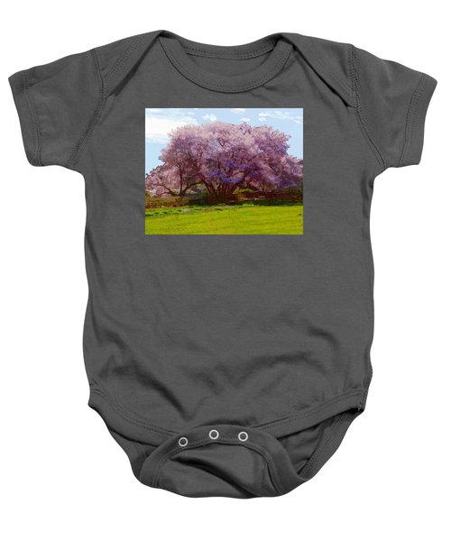 Concord Spring Baby Onesie