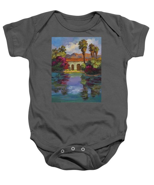 Cool Waters 2 Baby Onesie