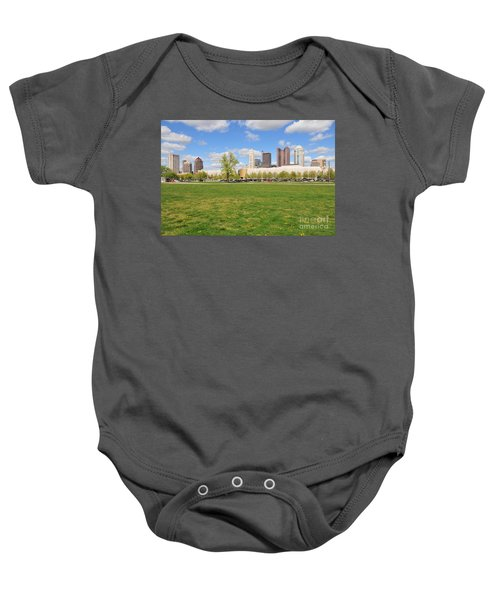 D7l-89 Cosi Columbus Photo Baby Onesie