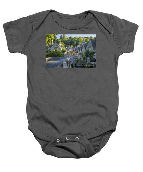 Cotswold Village Baby Onesie