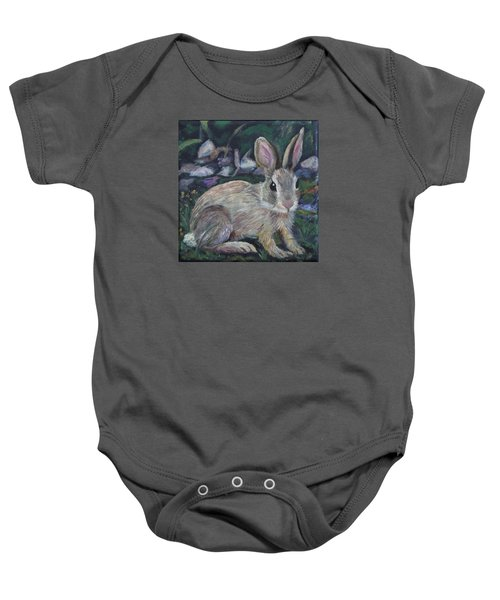 Cottontail Baby Onesie