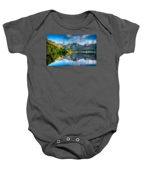 Craf Nant Lake Baby Onesie