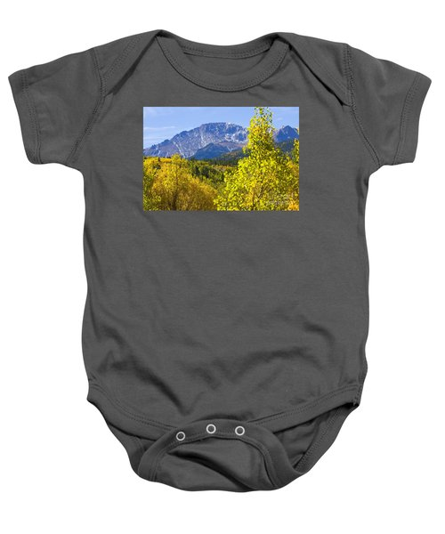 Crystal Creek Autumn Baby Onesie
