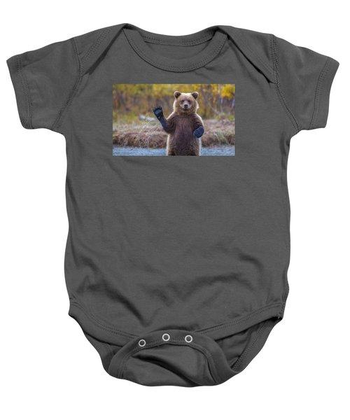 Cub Scouts Honor  Baby Onesie