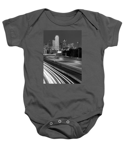 Dallas Arrival Bw Baby Onesie
