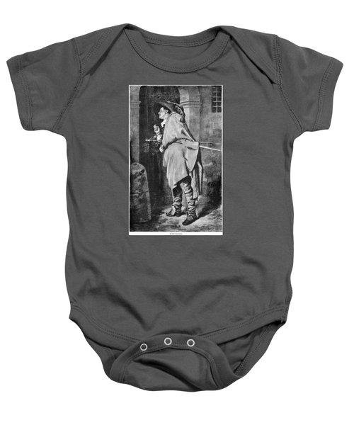 D'artagnan Baby Onesie