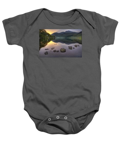 Dawn Of A New Day Baby Onesie