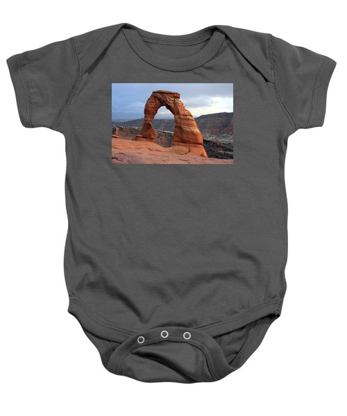 Delicate Arch - Arches National Park - Utah Baby Onesie
