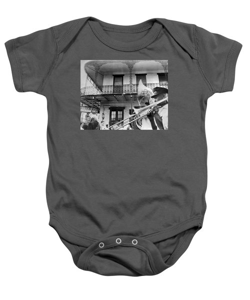 Dirge For Bourbon House Baby Onesie
