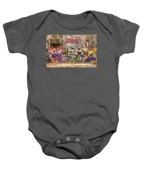 Disorderly Conduct Baby Onesie
