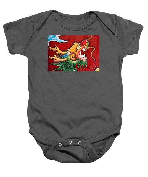 Door Dragon 03 Baby Onesie