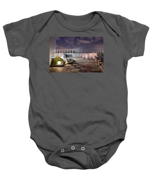 Dream On Until Tomorrow Baby Onesie