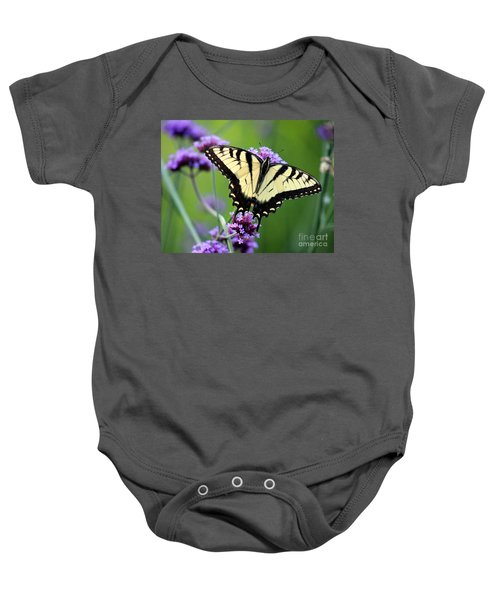 Eastern Tiger Swallowtail Butterfly 2014 Baby Onesie