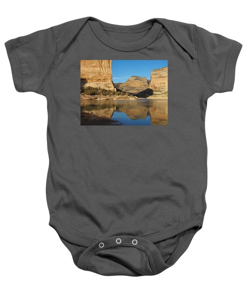 Echo Park In Dinosaur National Monument Baby Onesie