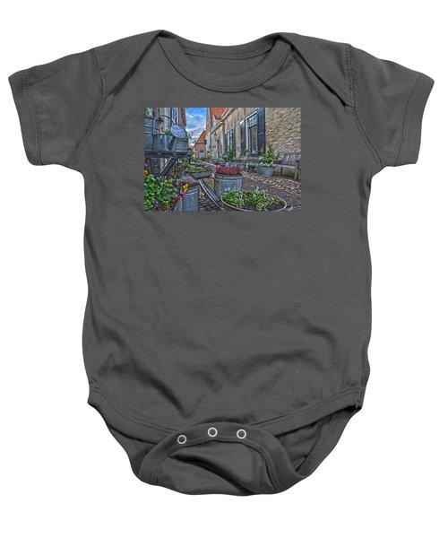 Elburg Alley Baby Onesie