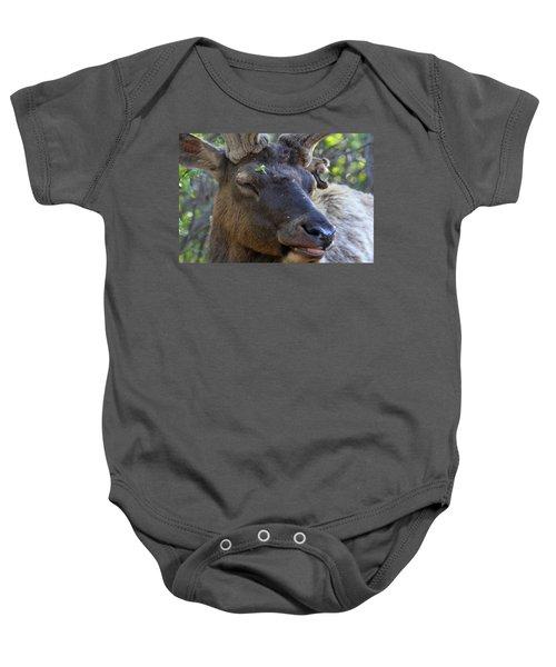 Elk Chuckle Baby Onesie
