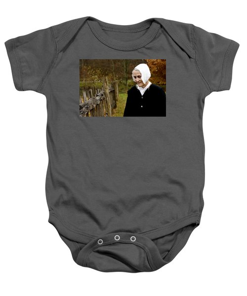 England On The Virginia Frontier Baby Onesie