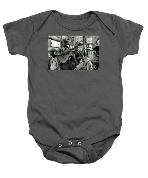 Entertainment Included Baby Onesie