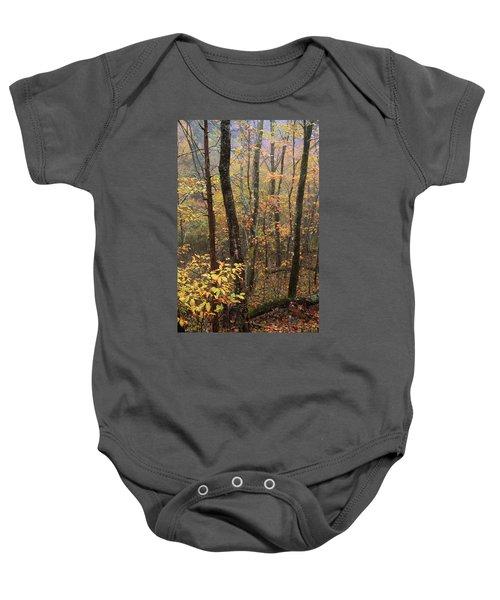 Fall Mist Baby Onesie