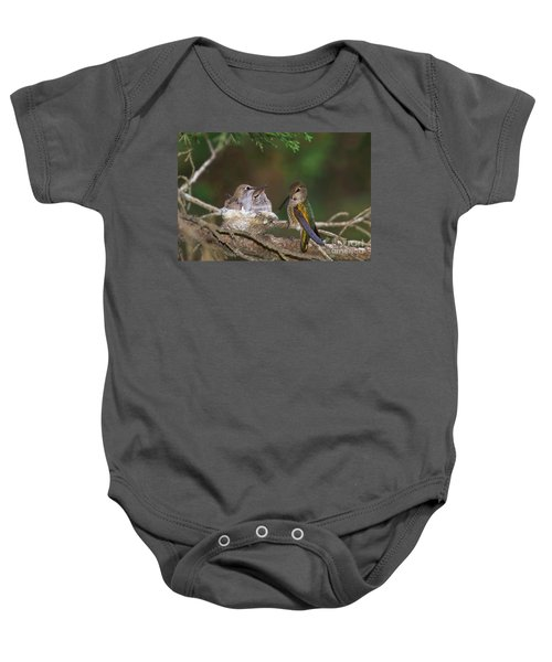 Family Love Baby Onesie