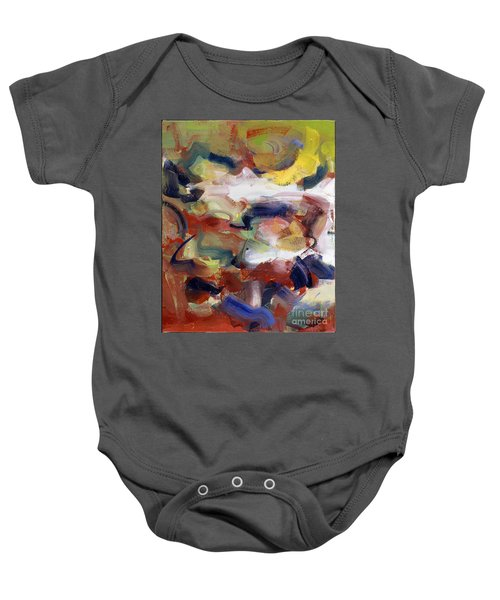 Fear Of The Foreigner Baby Onesie