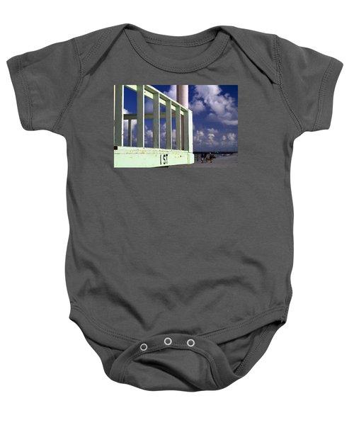 First Street Porch Baby Onesie