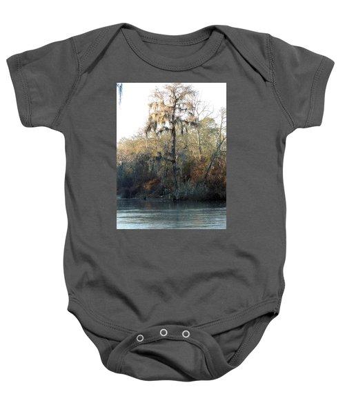 Flint River 30 Baby Onesie