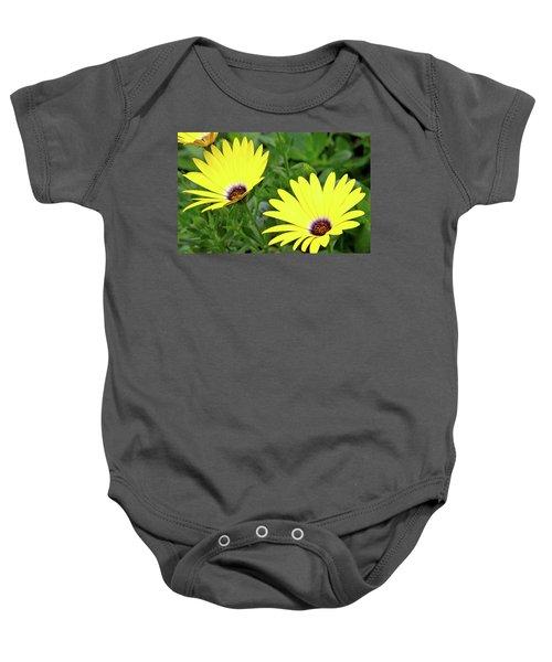 Flower Power Baby Onesie
