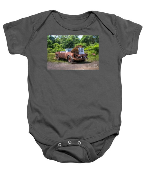 For Sale By Owner Baby Onesie
