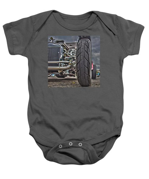 Ford In Hdr Baby Onesie