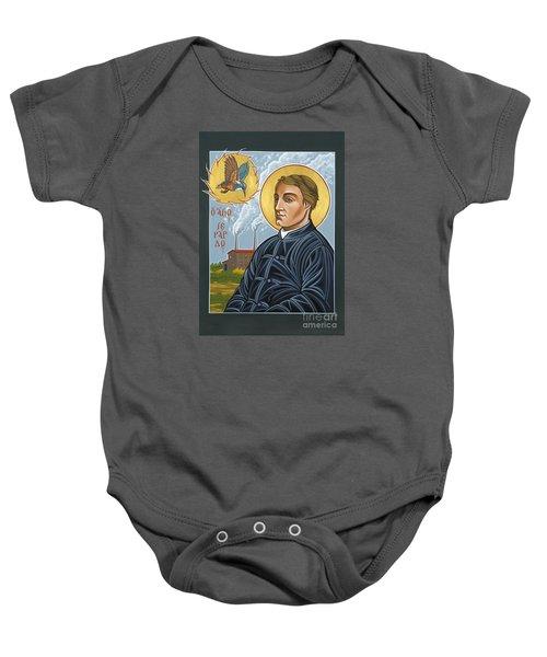 Fr. Gerard Manley Hopkins The Poet's Poet 144 Baby Onesie