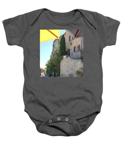 French Riviera - Ramatuelle Baby Onesie