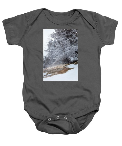 Frozen Tree Baby Onesie
