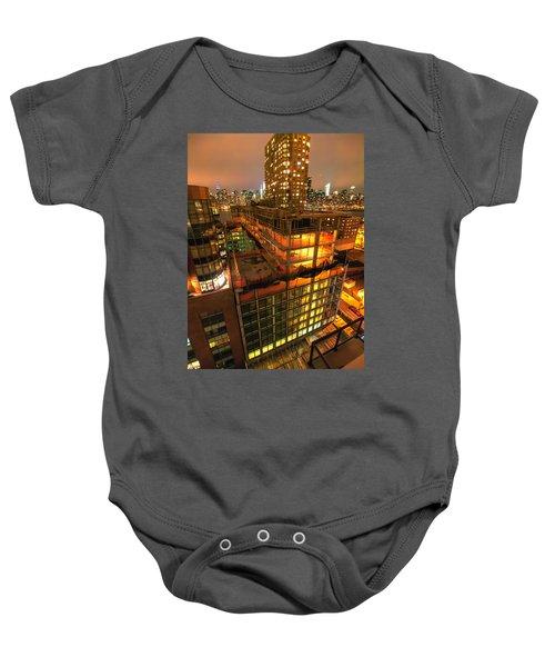 Future Views Baby Onesie