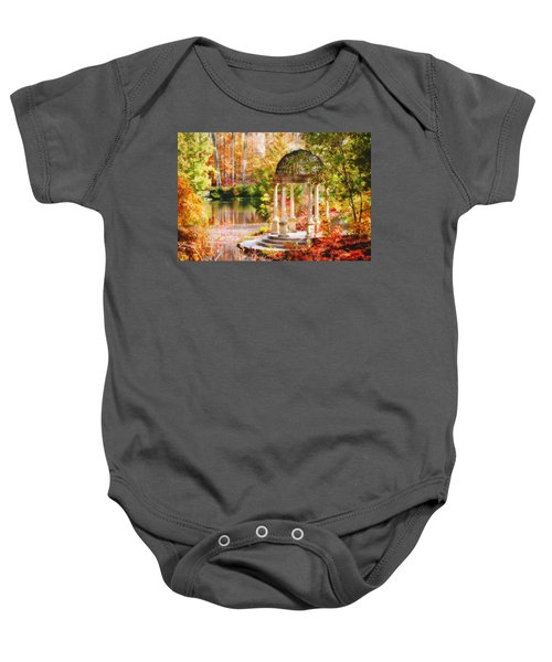 Garden Of Beauty Baby Onesie