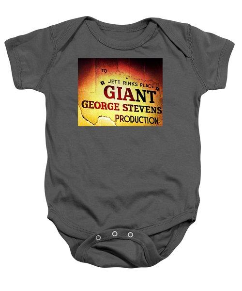 Giant Baby Onesie